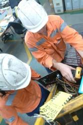 Contractors maintenance
